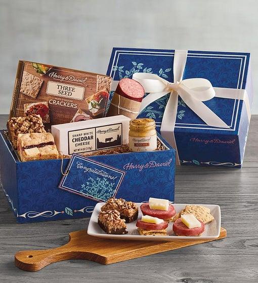 Congratulations Celebration Gift Box