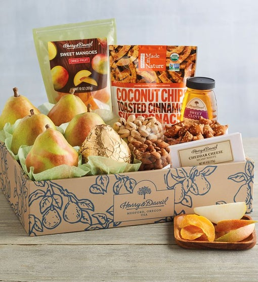 Great Snacks Gift Box