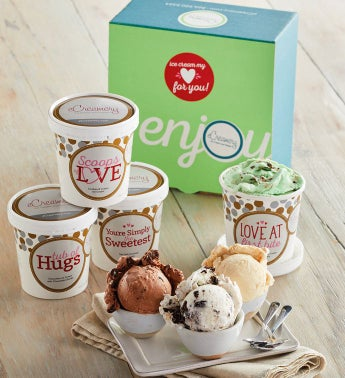 34Ice Cream My Love For You34 Collection