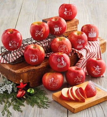 12 Days of Christmas Apples