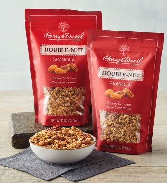 Double Nut Granola 2-Pack