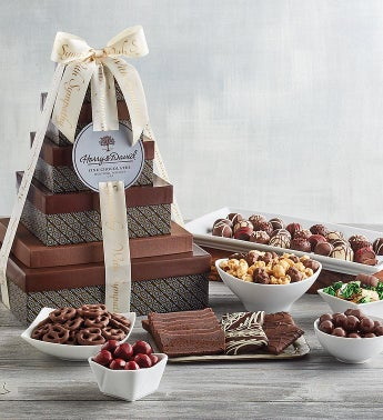Sympathy Chocolate Tower 8211 Deluxe