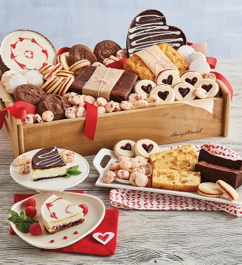 Valentine39s Day Bakery Tray