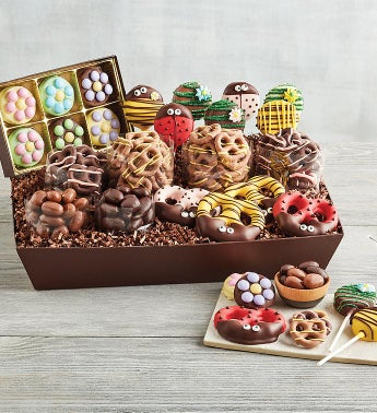 Spring Belgian Chocolate Gift Box
