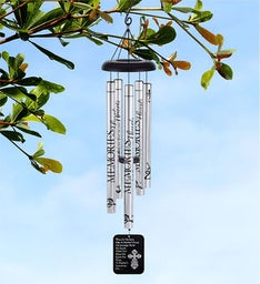 Mothers Love Personalized Wind Chime