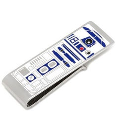 R2D2 Money Clip