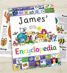 Personalized Kids Encyclopedia