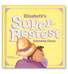 My Super-Bestest Grandma Personalized Storybook