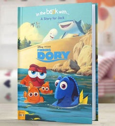 Personalized Finding Dory Storybook