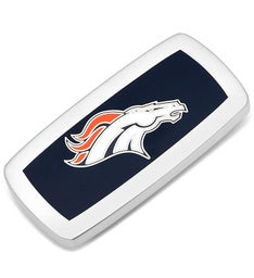 Denver Broncos Cushion Money Clip