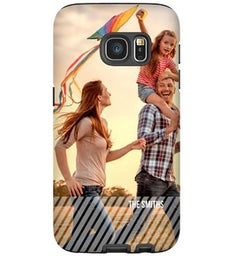 Personalized Simplicity Samsung Galaxy Case
