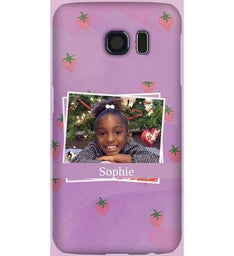 Personalized Back to School Samsung Galaxy S6 Case