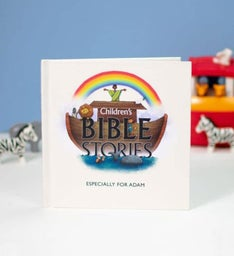 Personalized Childrens Bible Stories