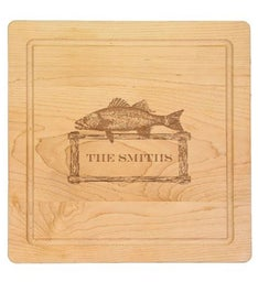 Personalized 12x12 Cutting Board