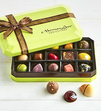 Norman Love Signature Chocolates Box