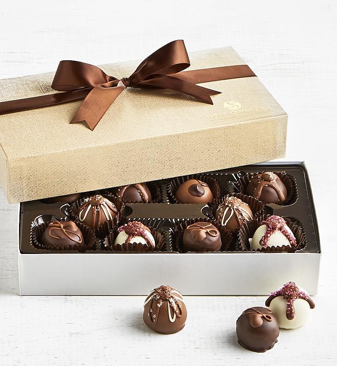The Sweet Shop Artisan Truffles 10pc Box