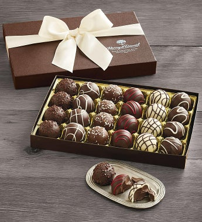 Harry and David® Signature Chocolate Truffles