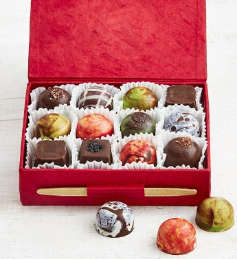 Knipschildt Chocolatier Signature Collection 12pc