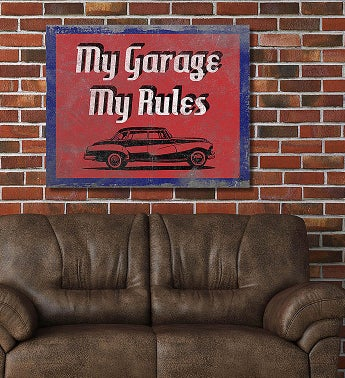 My Garage My Rules