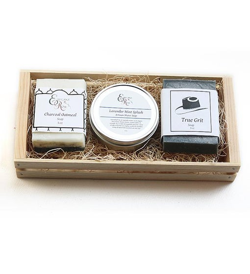 Elegant Rose Boutique Men's Gift Set
