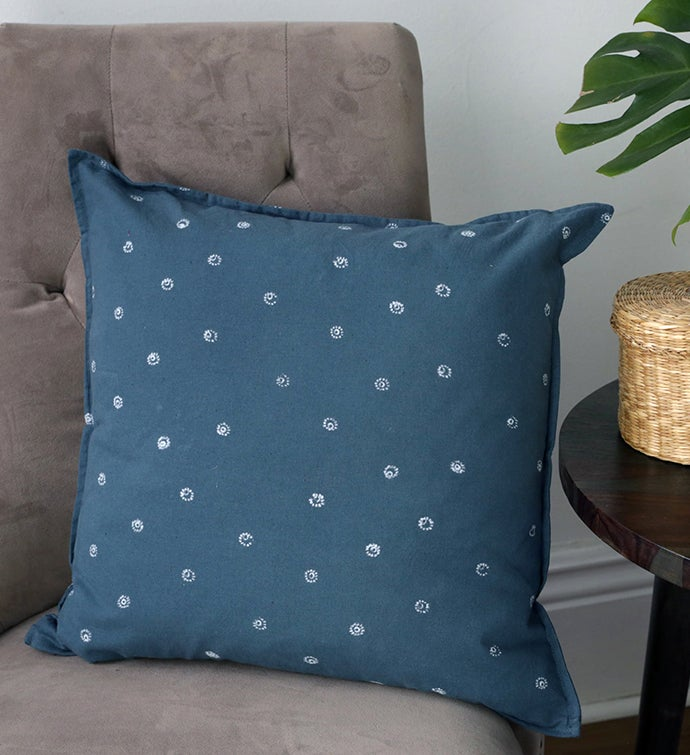 Printed Throw Pillow Cover