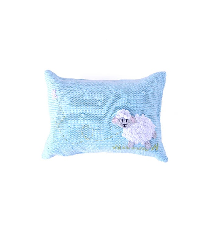 Mini Sheep Pillow