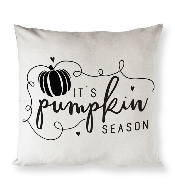 Fall Decor Pillow Cover