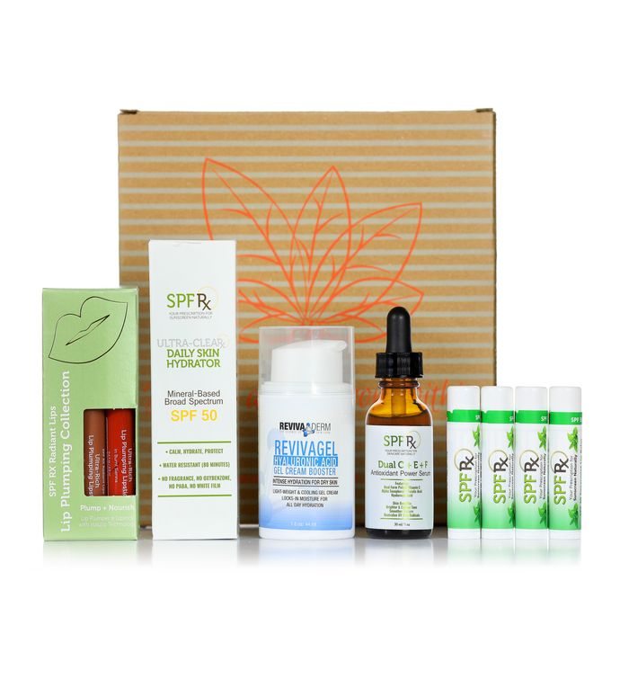 SPF RX Radiant Skin 3 Piece Set