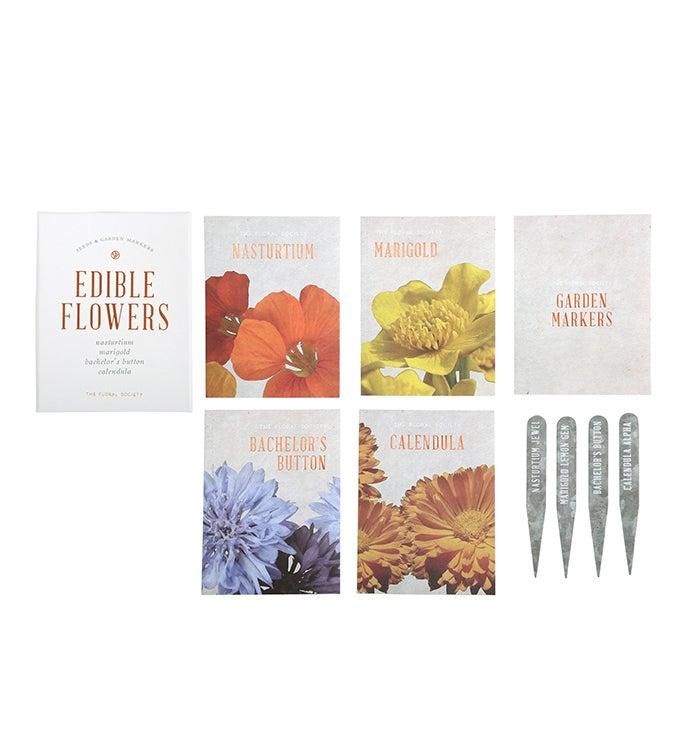 Flower Seed Kit