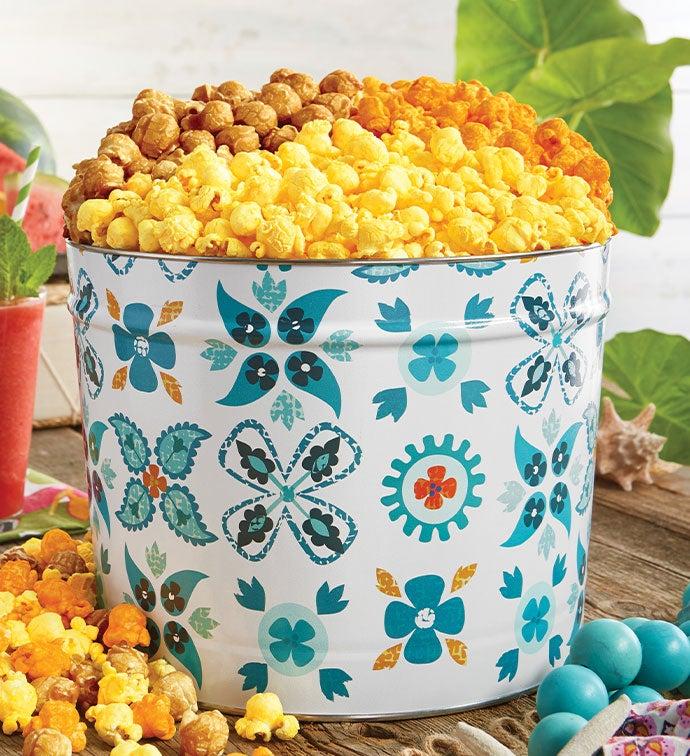 Oceana Popcorn Tins