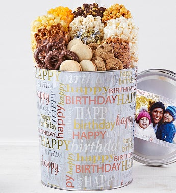 Birthday Brilliance Premium Snack Assortment