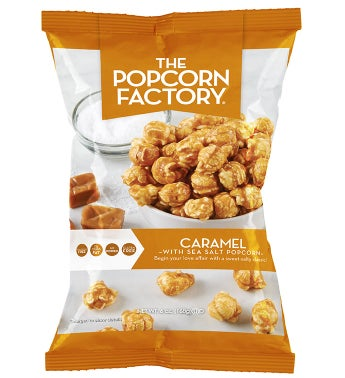 Caramel Sea Salt 8 Pack