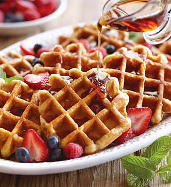 Mix & Match Belgian Waffles - 12 Packages
