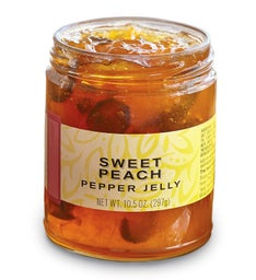 Sweet Peach Pepper Jelly (10.5 oz.)
