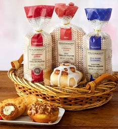 Joyful Breakfast Basket
