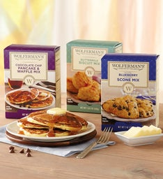 Wolferman's® Baking Mixes - Pick Three
