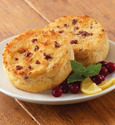 Cranberry Citrus Signature Muffins