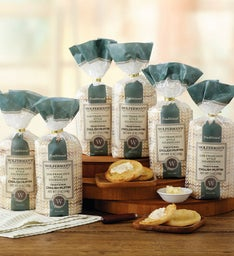 San Francisco-Style Sourdough Traditional English Muffins - Six Packages