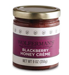 Blackberry Honey Crème (9 oz.)