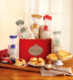 Keepsake Breadbox Tin