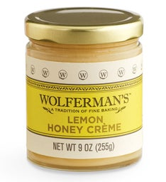 Lemon Honey Crème (9 oz.)