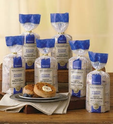 Wild Maine Blueberry Signature English Muffins - Six Packages
