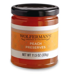 Peach Preserves (11.5 oz.)