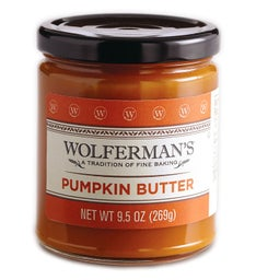 Pumpkin Butter (9.5 oz.)