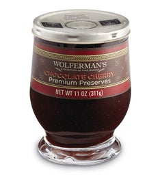 Chocolate Cherry Preserves (11 oz.)