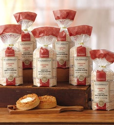 Cinnamon Chip Signature English Muffins - Six Packages