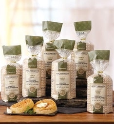 Garlic Herb Signature English Muffins - Six Packages