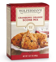Cranberry Orange Scone Mix
