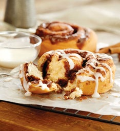Cinnamon Roll Single, 2-Packs