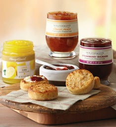 Create-Your-Own Premium Preserves, Marmalades, and Curds - 3 Jars
